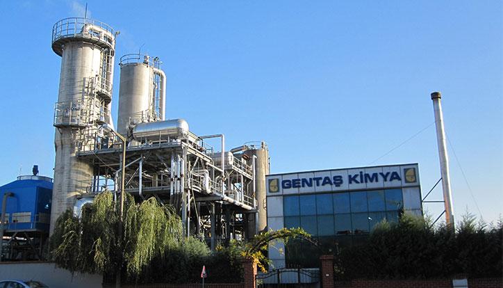 gentas kimya
